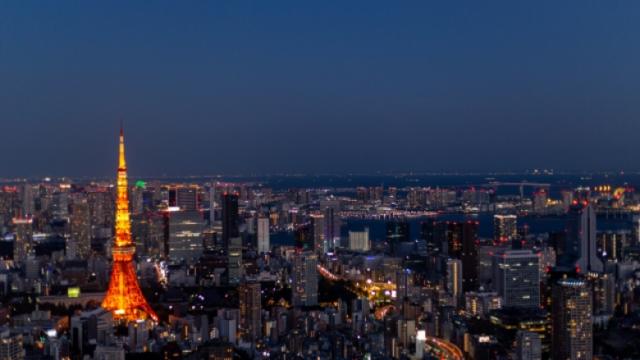 東京 消灯 治安