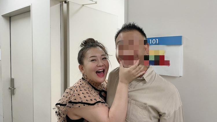 華原朋美 マネージャー 顔画像 結婚相手
